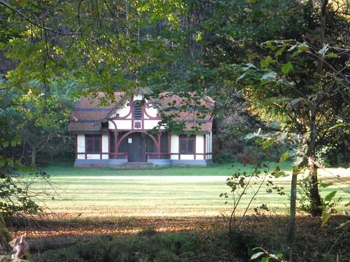 Craig y Nos Country Park, The Pavillion