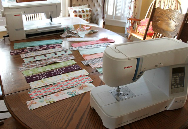 Janome Sewing!
