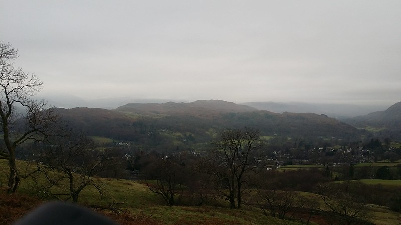 View towards Loughrigg #sh