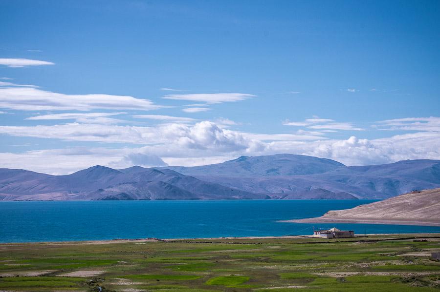 А вот и само... озеро Тсо Морири, авторские туры в Ладакх © Kartzon Dream - авторские путешествия, авторские туры в Индию, тревел фото, тревел видео, фототуры