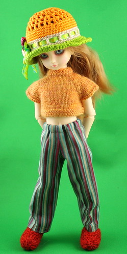 pants - Amber