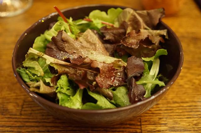 Seasoned Vegan - Salad