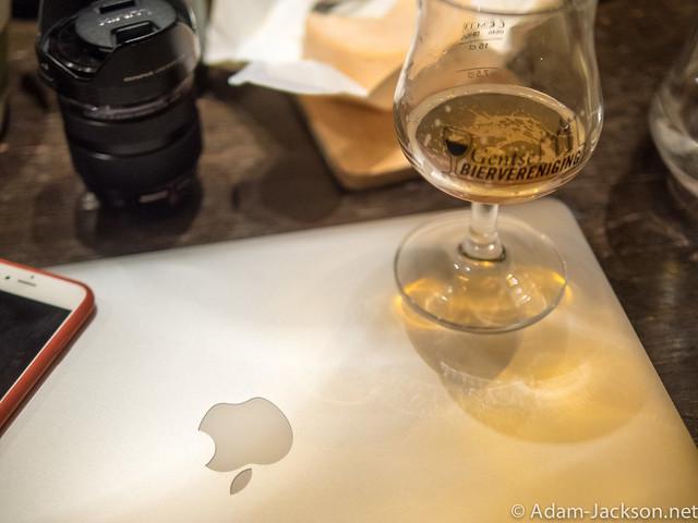 Beer Tasting in Gent Belgium