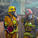 Roof Renovation Sparks North Hollywood Blaze by LAFD
