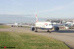 G-YMMU - 36519 796 - British Airways - Boeing 777-236ER - Heathrow - 141220 - Steven Gray - CIMG5316