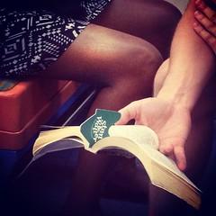 Reading passenger 133 © Eric Imbault