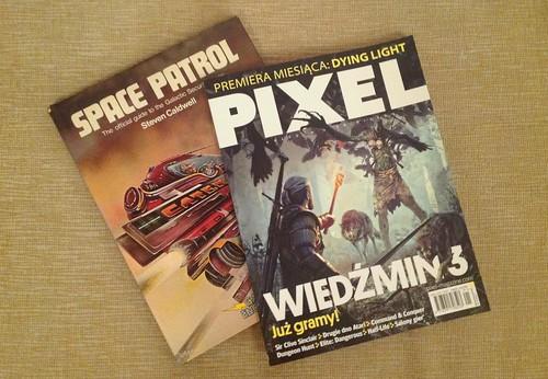 Pixel no.1 & Space Patrol