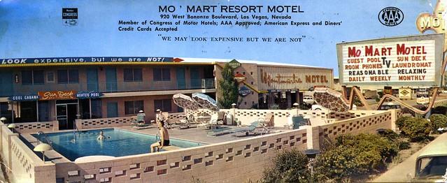 Montmartre Motel Las Vegas NV