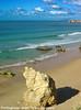 Praia dos Três Castelos - Portugal
