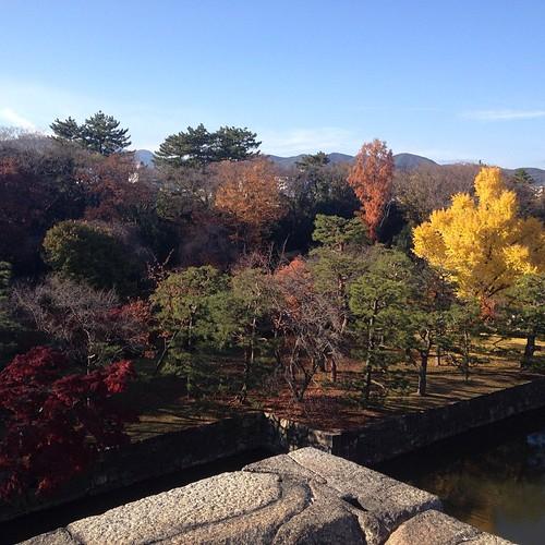 Kyoto - Nijojo Castle