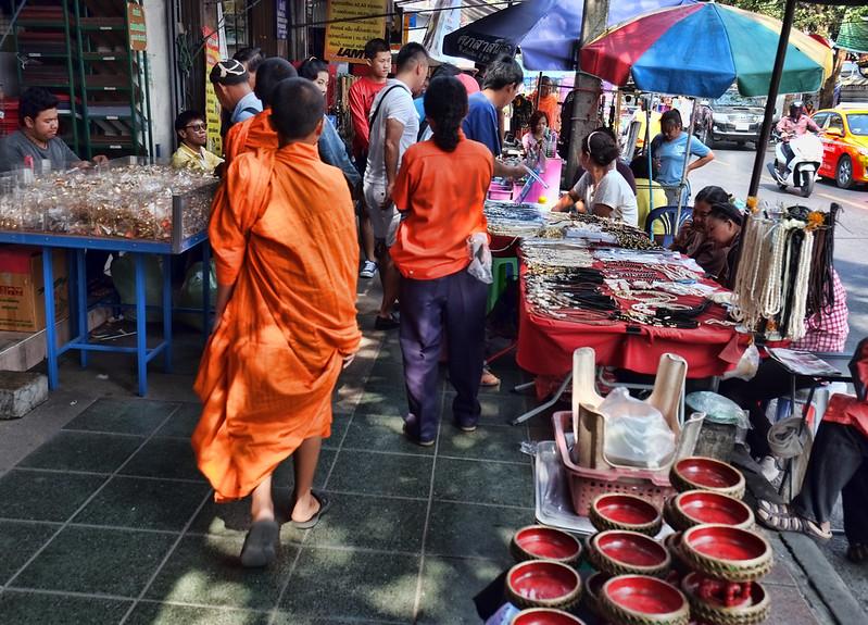 Amulet Market, Bangkok