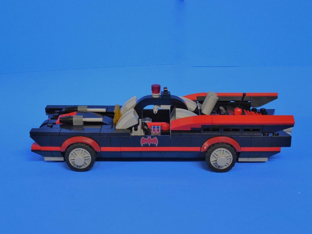 Lego Batman 1966 Batmobile Instructions 51627 Enews