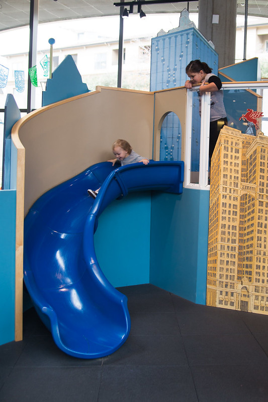 Children's Museum at Perot Museum