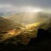 Snowdonia - Splash of light by Kevin O'Brian