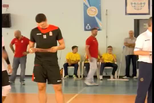 AMICHEVOLE LUBE MC - BCHEM POTENTINO -Tg VideoTolentino