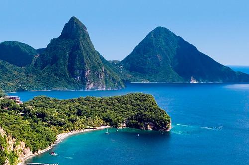 caribbean stlucia