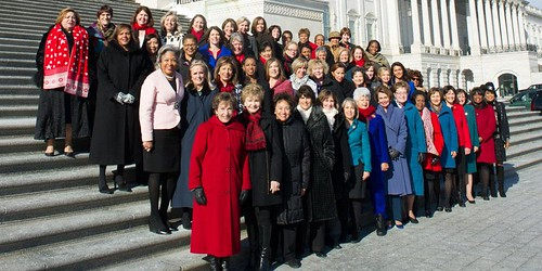 114th Congress Democratic Women