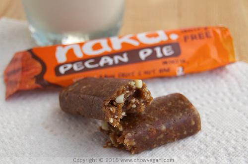 Nakd Pecan Pie Bar