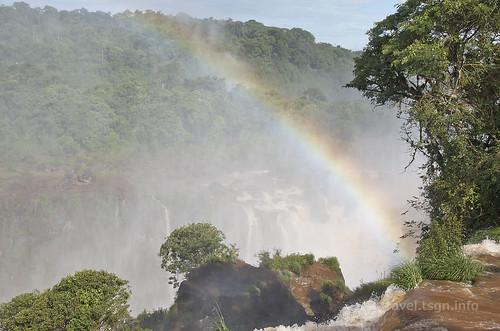【写真】2015 世界一周 : イグアスの滝・アッパートレイル/2021-03-24/PICT7474