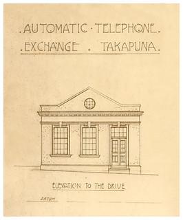 Takapuna, Auckland - Automatic Telephone