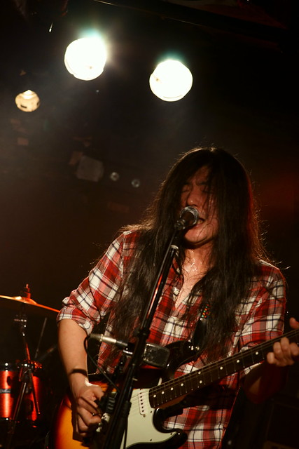 O.E. Gallagher live at Outbreak, Tokyo, 17 Jan 2015. 224