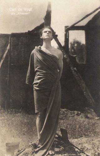 Carl de Vogt in Ahasver (1917)