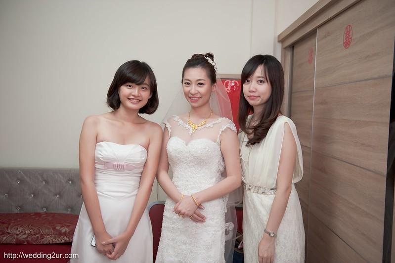 [婚禮攝影] @雲林自宅流水席_075家昇佩如