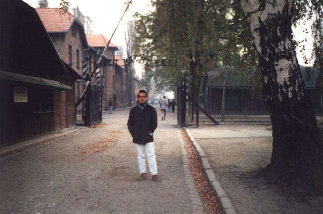 KL Auschwitz. © Paco Bellido, 1995