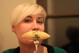 Cristiana and the potato dumpling 2