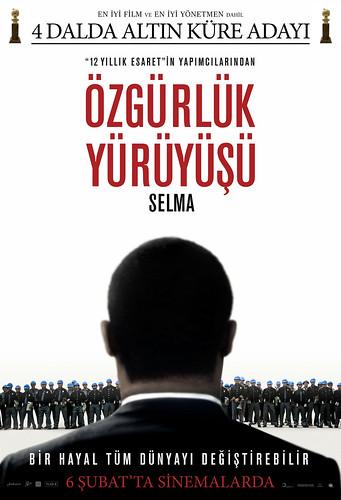 Özgürlük Yürüyüşü - Selma (2015)