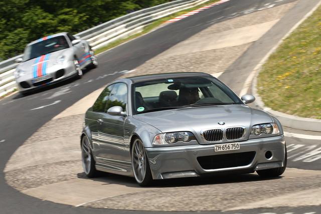 BMW E46 M3 CSL 6