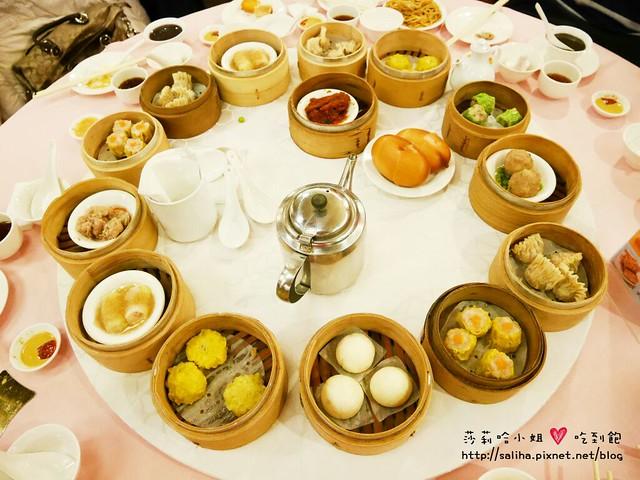 台北港式飲茶吃到飽六福客棧金鳳廳 (6)