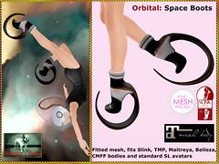 Bliensen - Orbital - Shoes