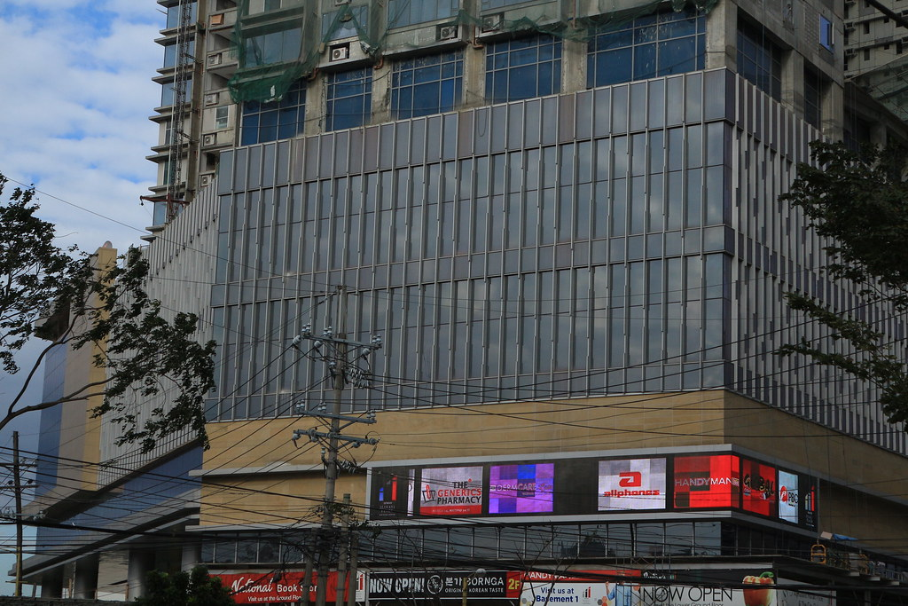 Controversy and Alphaland Makati Place
