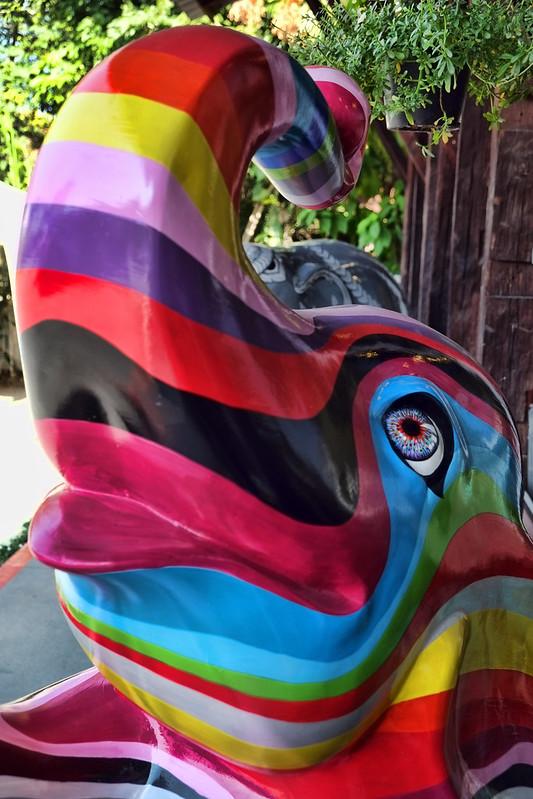 Chiang Mai Elephant Parade