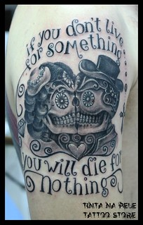 Tattoo fusion (André Tenório e Edio de Souza)