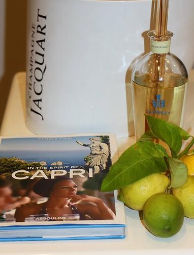 Capri book styling
