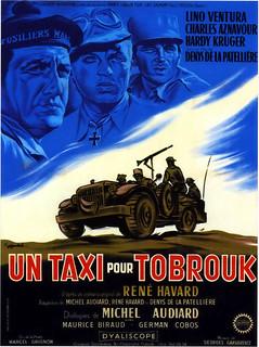"""""""Un taxi pour Tobrouk"""""""
