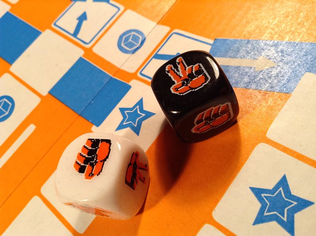 February 2015 Loot Crate RPS Dice