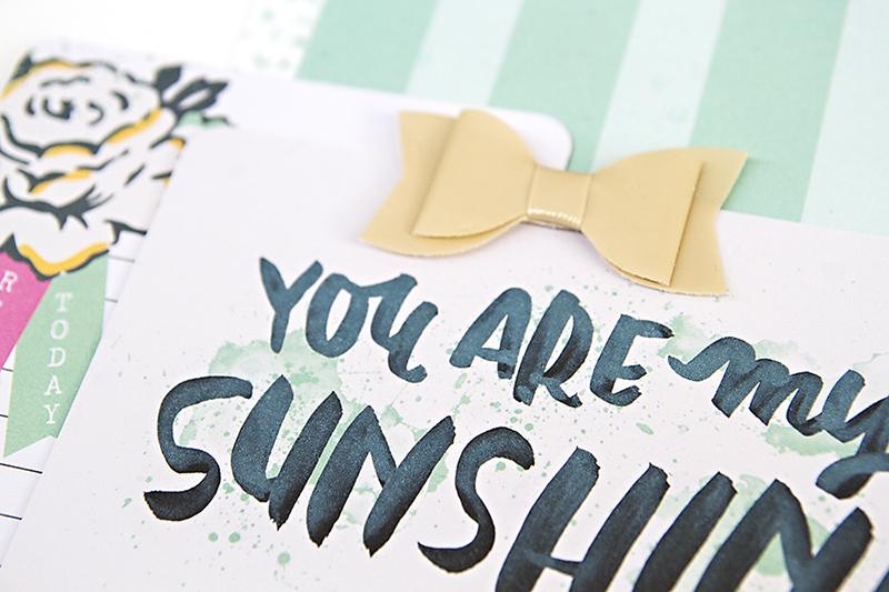 Alex Gadji - You are my sunshine closeup2