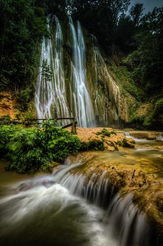 water waterfall dominican slow dominicanrepublic el limon ndfilter ellimon samaná slowwater