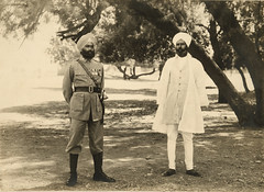 Sikh Indian officers