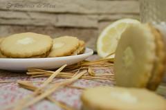galletas de miel con crema de limón 1