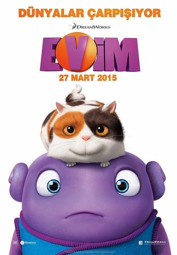 Evim - Home (2015)