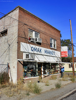 Omak Market - Okanogan County - Washington State