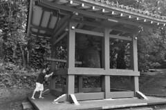 Oahu - Byodo-In Temple Bell