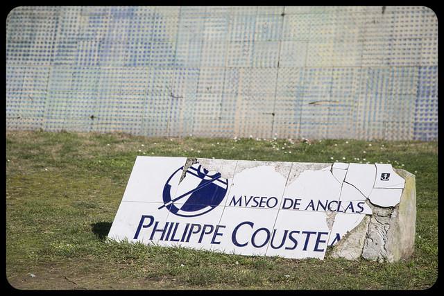 Museo de las Anclas Philippe Cousteau