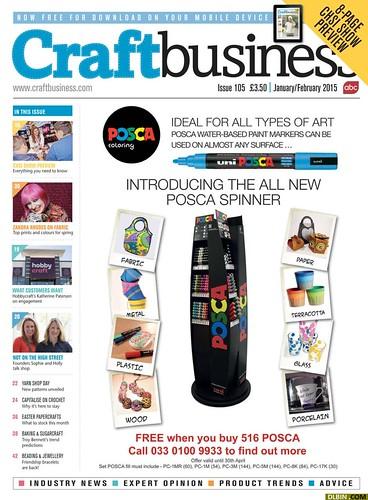 Craft Business January/February 2015