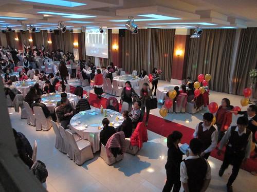 台南推薦餐廳-到台南商務會館參加公司尾牙聚餐