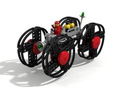 Sprung Steel Wheels